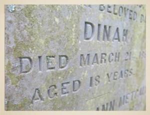 Dinah-Grave
