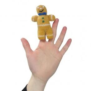 Gingerbread-Man-Finger-Puppet