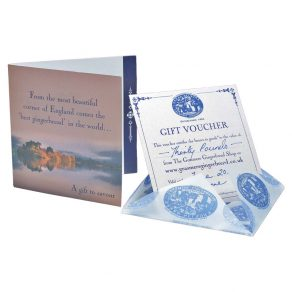 Grasmere Gingerbread Gift Voucher