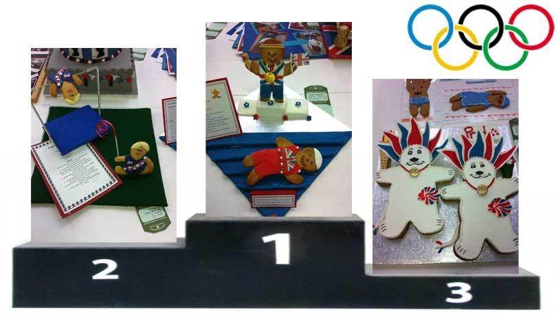 Olympic-Podium