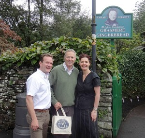 Rory Bremner visits The Grasmere Gingerbread Shop