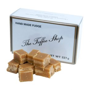 Box of Penrith Butter Fudge