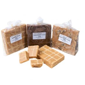 Country Flavour Fudge Selection