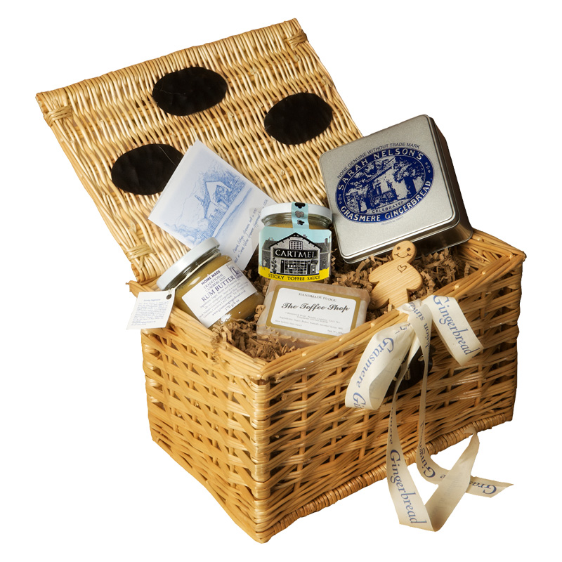 Wedding Gift Hampers Uk: Grasmere Gingerbread