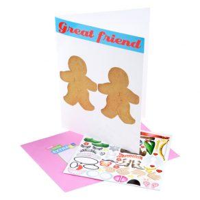 Gingerbread Friends Card
