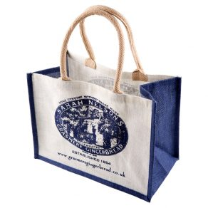 Shopper Bag - Jute, soft handle
