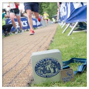 Grasmere Gingerbread Marathon Prize