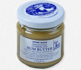 Rum Butter