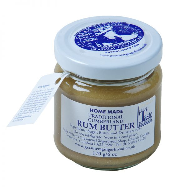 Home Made Traditional Cumberland Rum Butter 1