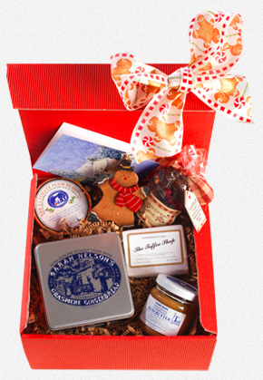Picture of Christmas Solo Hamper
