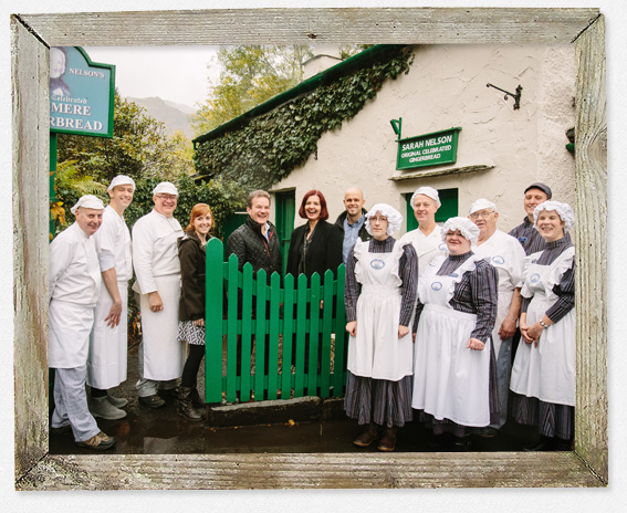 Grasmere Gingerbread Staff