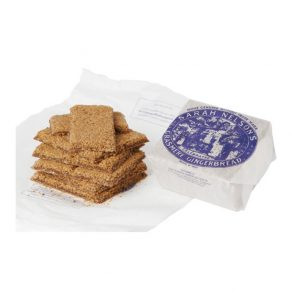 Twelve Pieces of Grasmere Gingerbread Every Month For a Year