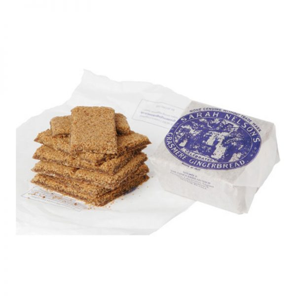 Twelve Pieces of Grasmere Gingerbread Every Month For a Year 1