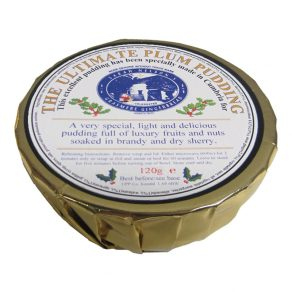 The Ultimate Plum Pudding 120g