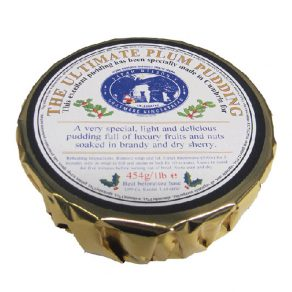 The Ultimate Plum Pudding 1lb
